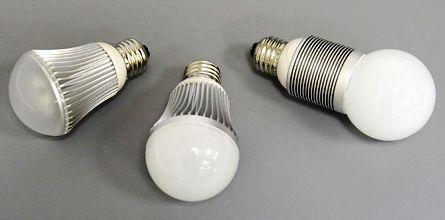 Светодиодные лампочки - самые экономичные, долговечные и безопасные