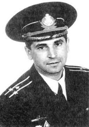 Сергей Настенко, командир СКР-112