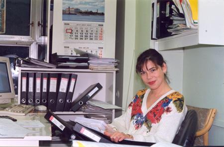 бухгалтер Анна Ковш