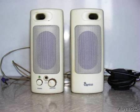 аудио-колонки GENIUS SP-330