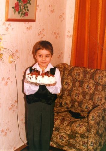 Косте - 5 лет!