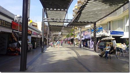 Торговая улица Салоу