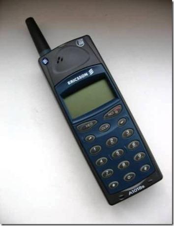 сотовый телефон Ericsson-a1018s