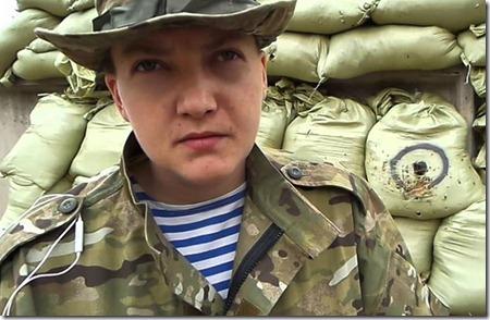 Надежде Савченко предъявлено обвинение