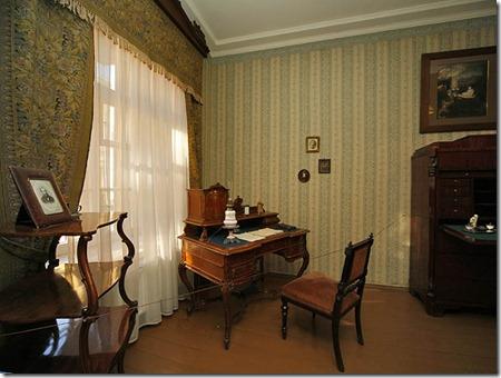 Кабинет жены Достоевского - Анны Григорьевны