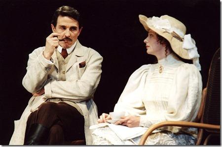 Дядя Ваня на сцене Театра Европы
