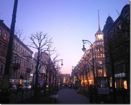 Большая Конюшенная улица