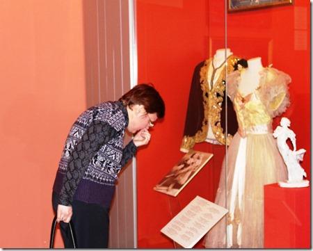 В Музее театрального и музыкального искусства