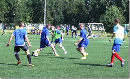 Соревнования по мини-футболу на приз Комитета
