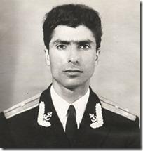 полковник Амирханян Владимир Степанович