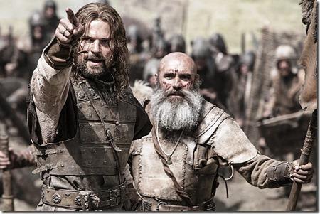 кадр из фильма Викинг
